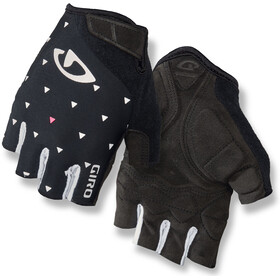 Giro Jag'ette Gants Femme, black/shark tooth